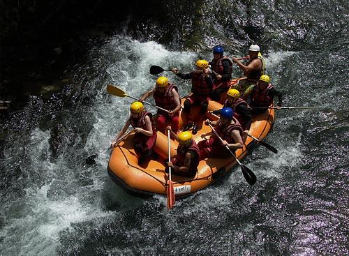 Partenaires-rafting