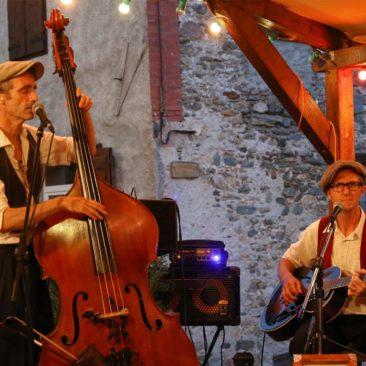 Concert au Relais Montagnard