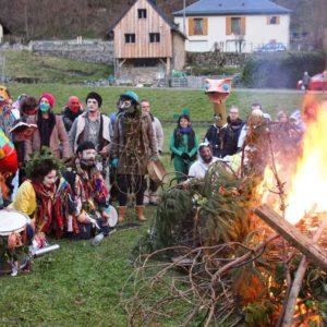 Carnaval de réouverture du Relais Montagnard