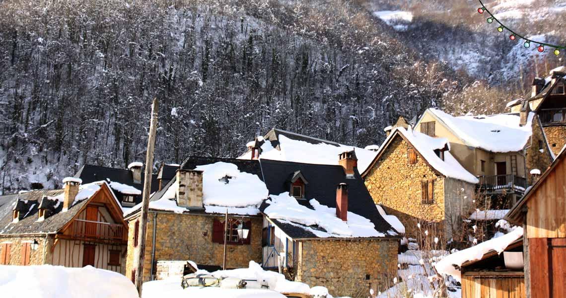 Village ariégeois